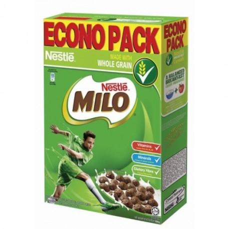 Nestle Milo Cereal 500g Econopack