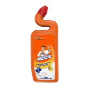 Mr. Muscle Toilet Bowl Cleaner 500ml - Citrus