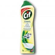 Cif Cream Multi-surface cleaner 500ml - Lemon