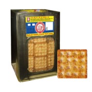 Hup Seng Sugar Crackers 3.5Kg (Bulk Tin)