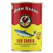 Ayam Brand Sardines in Tomato Sauce 425g