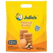 Julie's Peanut Butter Sandwich Biscuit 360g