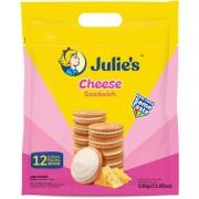 Julie's Cheese Sandwich Biscuit 336g