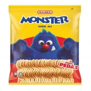 MAMEE Monster Noodle Snack Family Pack 8x25g Hot & Spicy