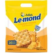 Julie's Le-mond Puff Sandwich 288g- Cheddar Cheese