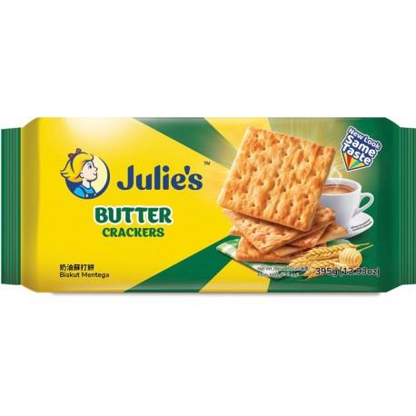 Julie's Butter Crackers 395g