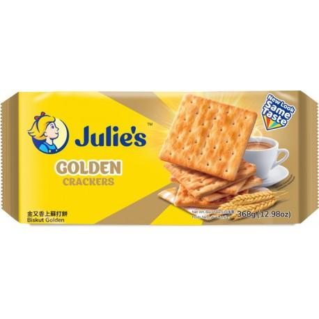 Julie's Golden Crackers 368g