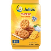 Julie's Cheese Crackers 200g