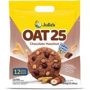 Julie's Oat 25 Biscuits 300g - Choc & Hazelnut