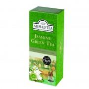 Ahmad Tea Jasmine Green Tea 2gx25's Teabags