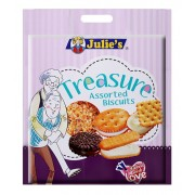 Julie's Treasure Assorted Biscuits 285g Value Pack