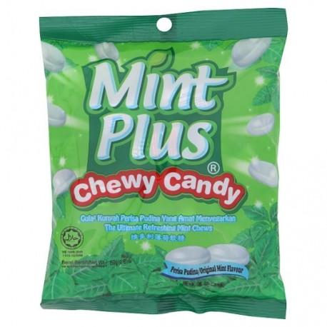 Mint Plus Chewy Candy 150g - Original Mint Flavour