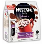 Nescafe Latte Mocha Premix Coffee 31g x15s