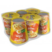MAMEE Express Cup Instant Noodles 6x64g - Chicken