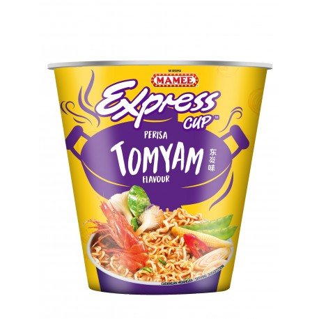 MAMEE Express Cup Instant Noodles 60g - TOM YAM