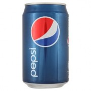 Pepsi Cola 325ml (tin)