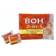 BOH 2 in 1 Instant Tea Mix (Without Sugar) - 20s