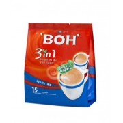 BOH 3 in 1 Vanilla Instant Tea Mix 15x19g