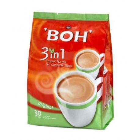 BOH 3 in 1 Original Instant Tea 30x20g