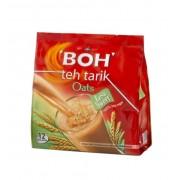 BOH Teh Tarik Kurang Manis Instant Milk Tea Beverage with Oats-12s