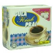 Gula Prai Cube Sugar 100x5g