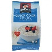 Quaker Quick Cook Oatmeal 1.35Kg