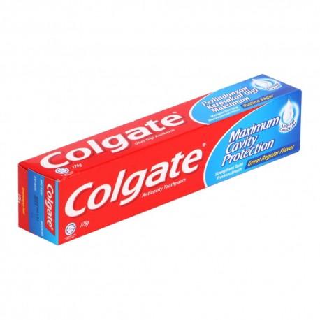 Colgate Anticavity Toothpaste - Great Regular Flavour 175g