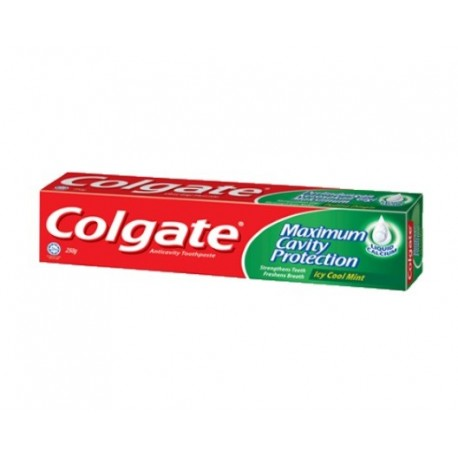 Colgate Anticavity Toothpaste - Icy Cool Mint 250g