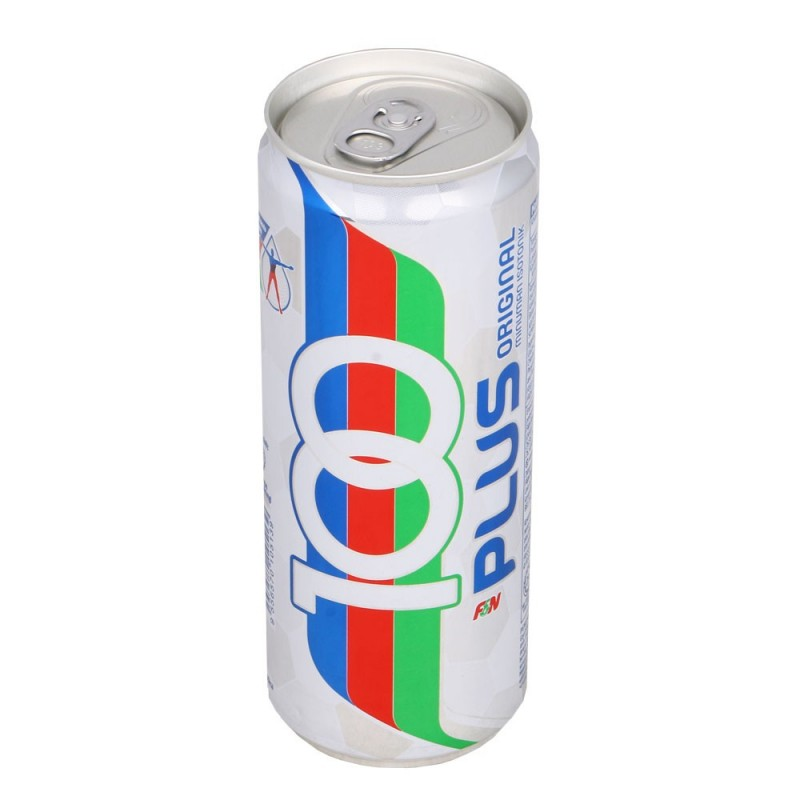100 Plus Canned Drink 325ml