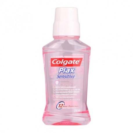 Colgate Plax Mouthwash 250ml - Sensitive