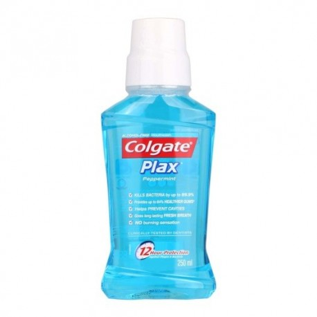 Colgate Plax Mouthwash 250ml - Peppermint