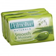 Palmolive Naturals Bar Soap 3 x 80g -Smooth & Moisture