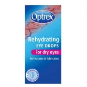 Optrex Rehydrating Eye Drops -10ml