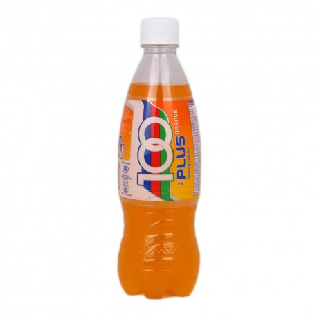 100Plus 500ml (Tangerine)