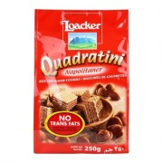 Loacker Quadratini Wafer 250g - Napolitaner
