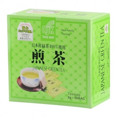OSK Japanese Green Tea Bags -2g x50s