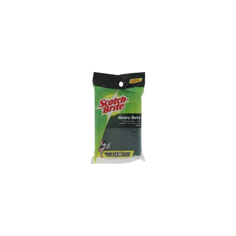 3m Scotch Brite Heavy Duty Scouring Pad