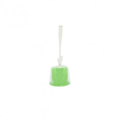 Round Head Toilet Brush with Holder