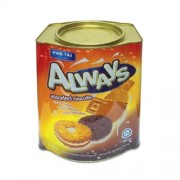 Hwa Tai Always Assorted Biscuits 600g