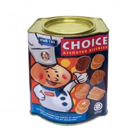 Hwa Tai Choice Assorted Biscuits 600g
