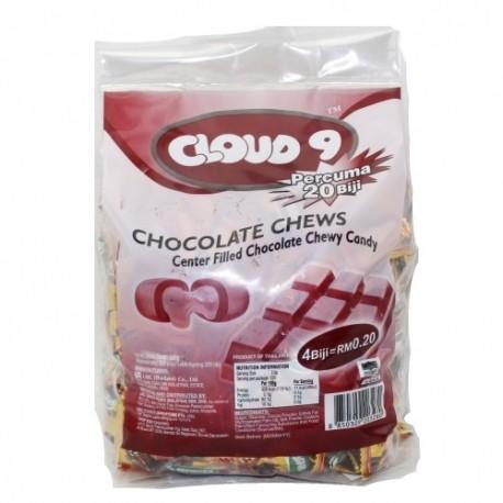 Cloud 9 Candy - Chocolate Chews 320's