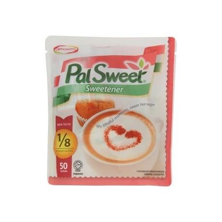 AJINOMOTO Pal Sweet Sweetener 1g x 50 Sachets