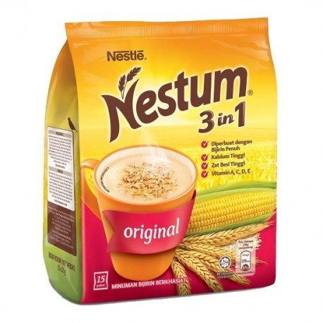 Nestum 3in1 Cereal Drink - Original 28g x15