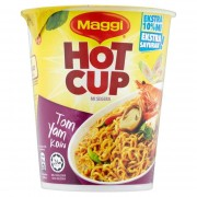 Maggi Hot Cup Tom Yam Flavour 61g
