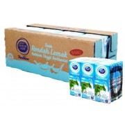 Dutch Lady UHT Low Fat Milk 4x6x200ml