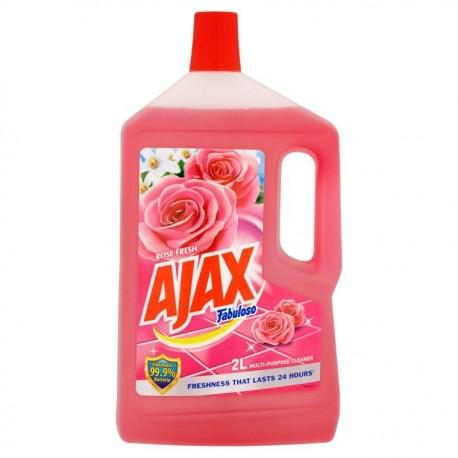 AJAX Fabuloso Multi-purpose Cleaner 2L- Rose Fresh