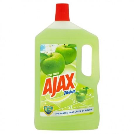 AJAX Fabuloso Multi-purpose Cleaner 2L- Apple Fresh