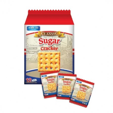 Hwa Tai Classic Sugar Cracker 12x16g