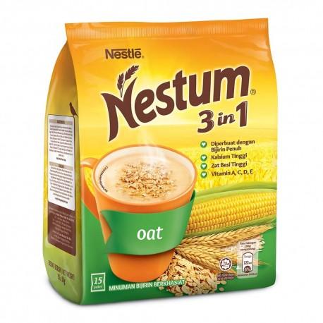 Nestum 3in1 Cereal Drink - Oat 30g x15