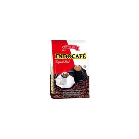 Indocafe Instant Coffee Refill 300g - Original Blend
